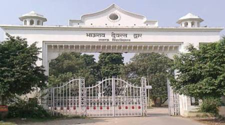 Lucknow University: Denied admission in PG, students protest on campus
