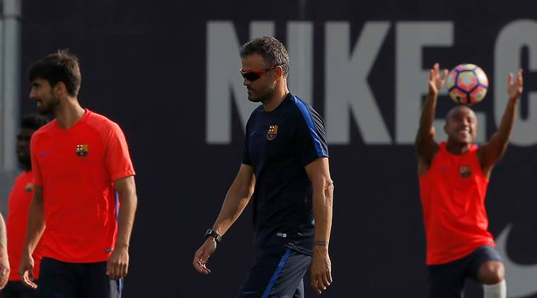 Barcelona, real Madrid, Atletico Madrid, Luis Enrique, coach Enrique , Barcelona coach, La Liga, Real Madrid ban, Atletico Madrid Ban, UEFA, FIFA, ootball news, Football