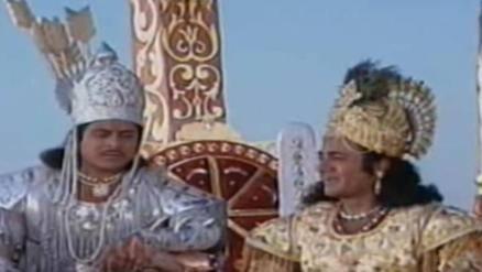 mahabharat, doordarshan