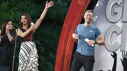 Priyanka Chopra's priceless reaction as Chris Martin says Katrina Kaif Kapoor