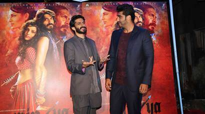 Mirzya: It is all about Harshvardhan Kapoor, Arjun Kapoor's brotherly bond