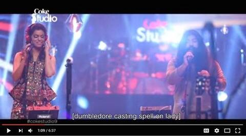 coke studio pakistan, coke studio pakistan latest, coke studio pakistan twitter reaction, coke studio pakistan funny tweets, indian express, indian express news