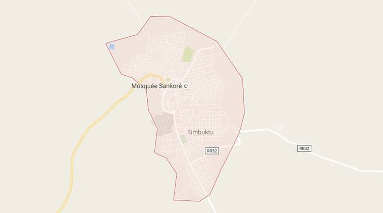 Timbuktu Location On World Map.Mali Soldier Civilian Killed In A Suspected Jihadist Attack In