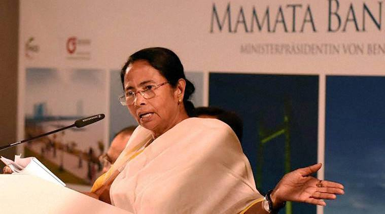 Mamata Banerjee reacts to demonetisation, demonetisation, 500-1000 rupee notes invalid, West Bengal, West bengal CM, Kolkata, BJP, modi announce no 500 and 1000 rupee, indian express news