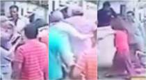 FB video of man beating 19-yr-old girl and her mom for feeding puppies leads to online outrage