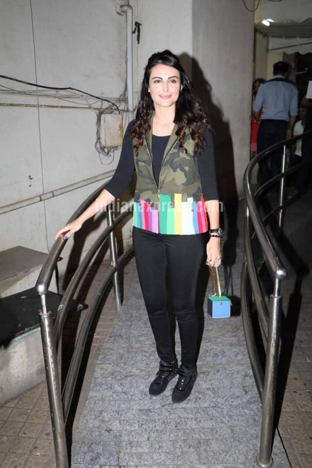 Baar Baar Dekho, Baar Baar Dekho screening, Katrina Kaif, sidharth Malhotra, Sonakshi Sinha, Ranveer Singh, Harshvardhan Kapoor, mandana karimi, sayani gupta, Entertainment