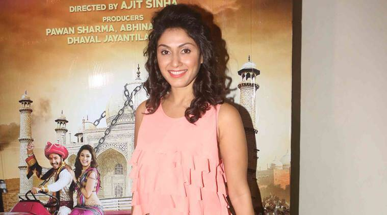 Manjari Fadnis, Manjari Fadnis movies, Manjari Fadnis wah taj, Manjari Fadnis jaane tu ya jaane na, Manjari Fadnis films, Manjari Fadnis upcoming films, Manjari Fadnis shreyas talpade, Manjari Fadnis news, Entertainment, indian express, indian express news