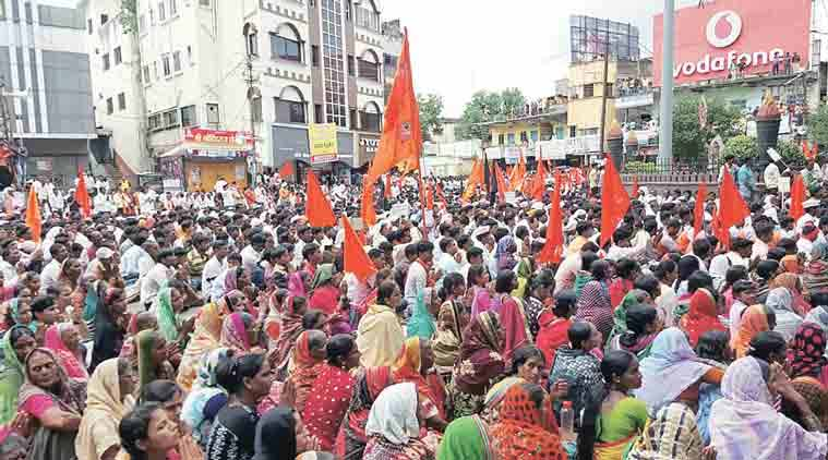 Maratha, Maratha rallies, Maratha community, Solapur, Latur, Nanded, Maratha reservation, Maharashtra news, India news, latest news, Indian Express