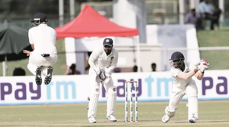 Duleep Trophy, Duleep Trophy 2016, 2016 Duleep Trophy, Mayank Agarwal, Mayank Agarwal 161, Mayank Agarwal 161 India, Sports