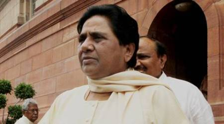 mayawati, mayawati case, bjp moves ec, ec complaint against mayawati, mayawati caste politics, bjp mayawati, india news