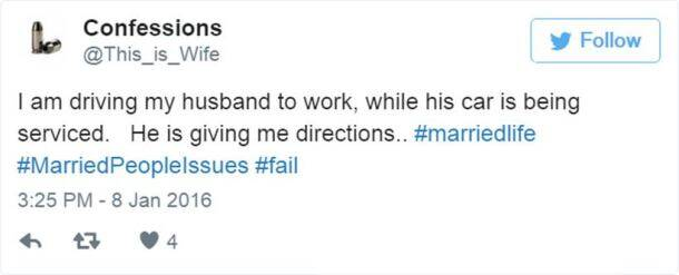 10 hilarious tweets that married couples will totally relate to