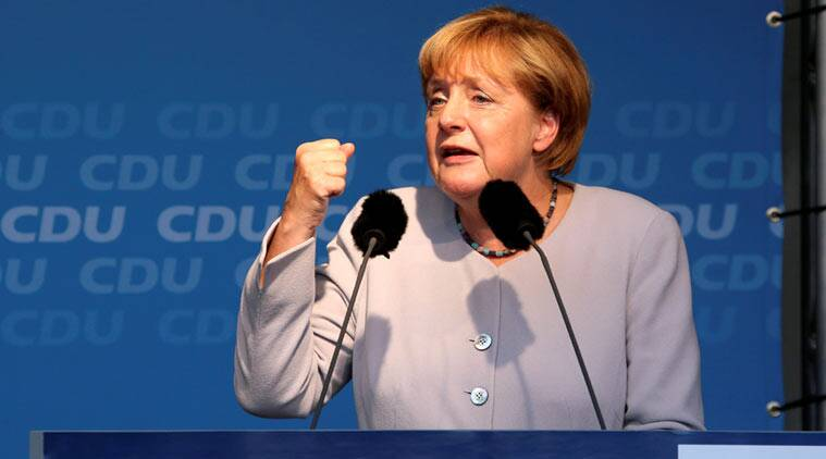 Angela Merkel, merkel, berlin vote, berlin, germany, german chancellor, german chancellor Angela Merkel, anti-immigrant backlash, Germany news, world news,