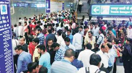Platform screen doors for automatic ops, not to stop suicides:DMRC