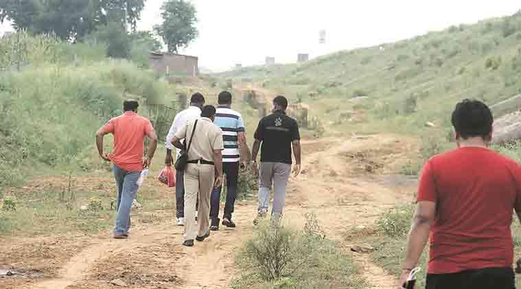 mewat gangrape, gangrape, haryana gangrape, haryana murder, mewat murder, murder, dingerheri village gangrape, tauru police station, indian express news, delhi, delhi news