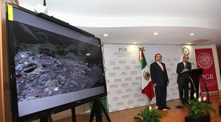 Mexico, Mexico AG, attorney general, Mexico missing students, missing students case, Tomas Zeron, Zeron resignation, Mexico news, world news, latest news, Indian express