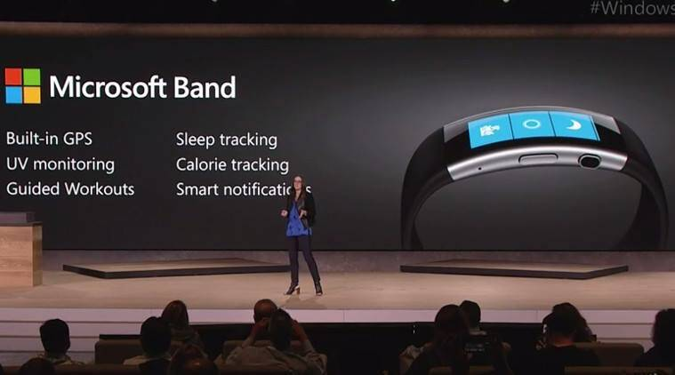 microsoft, microsoft band, microsoft band production end, microsoft fitness band production stop, fitness trackers, fitbit, gadgets, tech news, technology