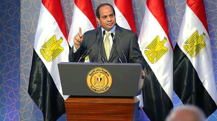 egypt, Abdel-Fattah el-Sissi, egyptian officer, army officer killed, egypt army officer killed, latest news, latest world news, latest egypt news