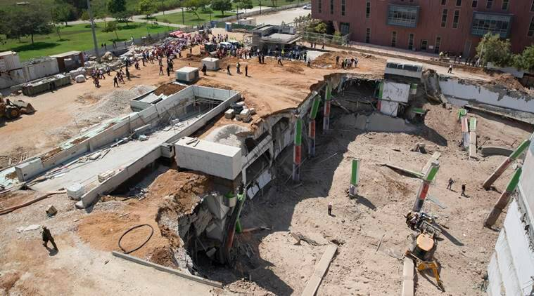 Isreal Building collapse, Isreal news, Latest news, Tel Aviv construction, collapsed Tel Aviv construction site, Tel aviv,  Ramat Hahayal, Magen David Adom, Internationa news, World news