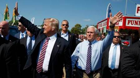 donald trump, mike pence, trump on russia, trump on syria, presidential debate today, debate today, us presidential debate, presidential debate, debate us, us elections 2016, us news, world news