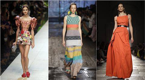 Photos Milan Fashion Week Highlights From The Fashion Fiesta S Pre Spring Summer Collection