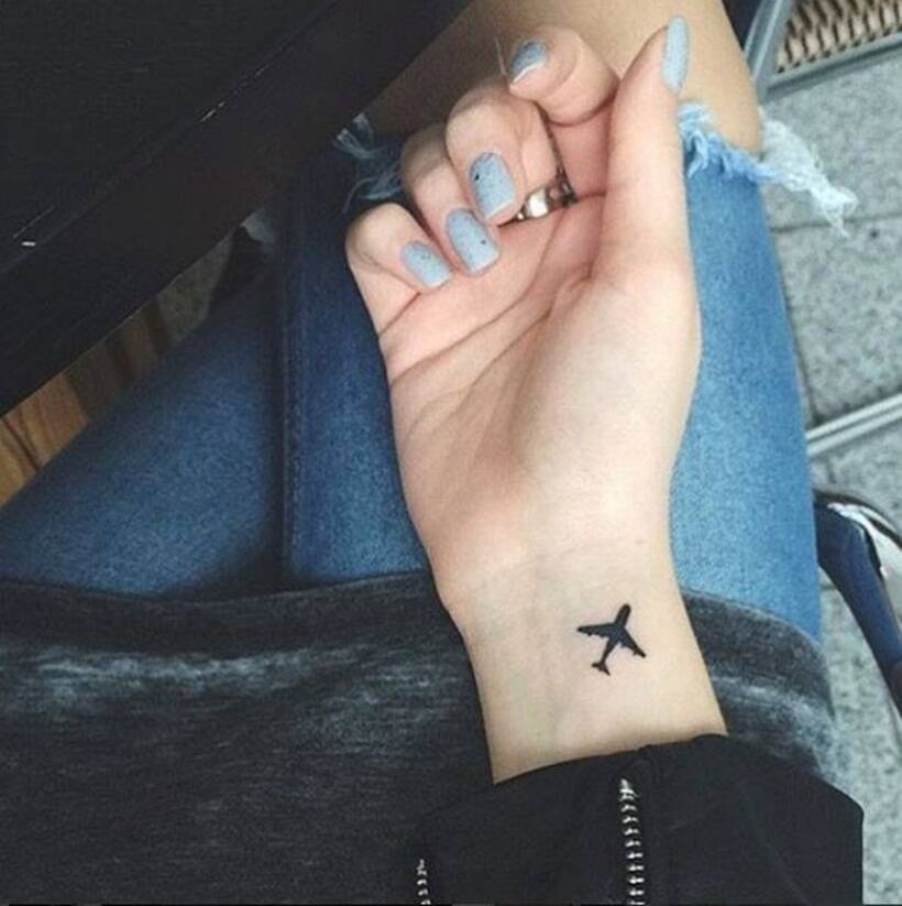 20 Minimalist Tattoos That Inspire You To Get Inked Lifestyle