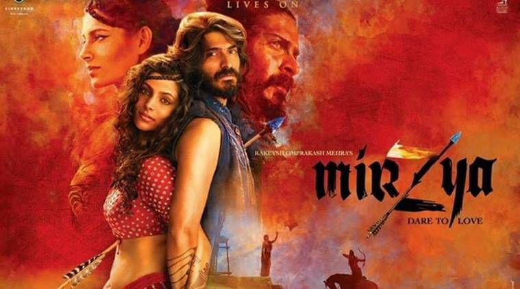Mirzya, Mirzya music, Mirzya music review, Mirzya songs, Mirzya song review, Mirzya album, Mirzya song album, Mirzya harshvardhan kapoor, Mirzya saiyami kher, Mirzya rakeysh omprakash mehta, rakeysh omprakash mehra, Mirzya music album, Entertainment, indian express, indian express news