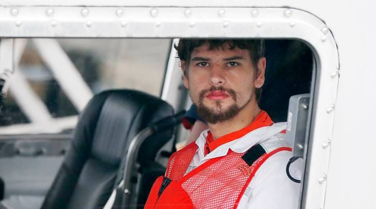 Rescued Boater Nathan Carman Says He 'Wasn't Responsible' for Mom's Death