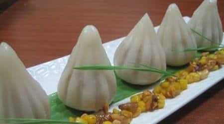 This Ganesh Chaturthi, invoke the flavours of Diwali with this dry fruit Modakrecipe