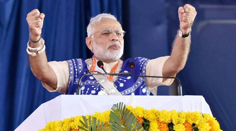 narendra modi, narendra modi birthday, modi turns 66, free-aids to divyangs, free aids to differently-abled, divyang children, india news, latest news