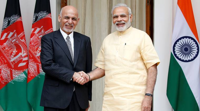 India, Afghanistan, Narendra Modi, Ashraf Ghani, India-Afghanistan joint statement, pakistan, pakistan terrorism, pakistani terrorists, terrorism in india, Afghan president Ashraf Ghani, India Afghanistan relations, Ghani's visit to India, Ghani in India, Afghanistan president in India, Modi and Ghani, India news, Indian Express