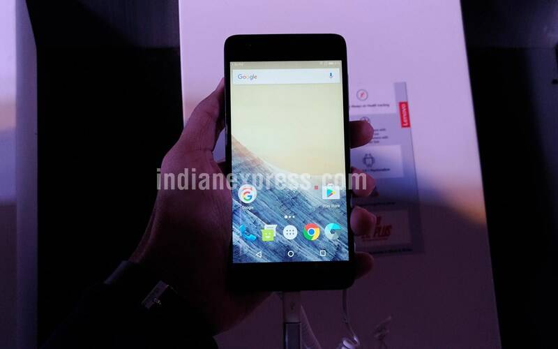 Lenovo Z2 Plus first impressions: Compact design and ...