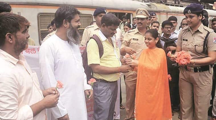 mumbai, mumbai local train, monika more, mumbai train track deaths, mumbai train death, mumbai news, india news