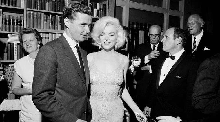 Marilyn Monroe, one of the biggest fashion icons the world has ever known. (Source: AP)