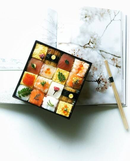 Mosaic Sushi: The new food trend from Japan that is taking Instagram by storm