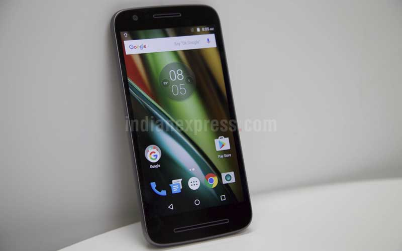 Moto E3 Power first impressions and video: Strong battery life is