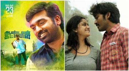 dhanush, dhanush movies, dhanush actor, dhanush news, dhanush upcoming movies, Aandavan Kattalai, Aandavan Kattalai movie, Aandavan Kattalai news, thodari movie, thodari news, thodari, entertainment news, indian express, indian express news