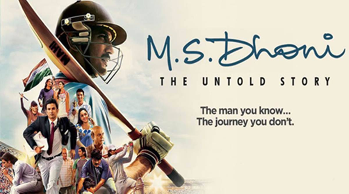 MS Dhoni The Untold Story movie review: Sushant Singh Rajput's MSD ...