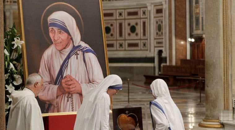 mother Teresa, mother Teresa vatican city, pope francis, mother Teresa saint, vatican canonisation, latest world news, vatican city, latest news