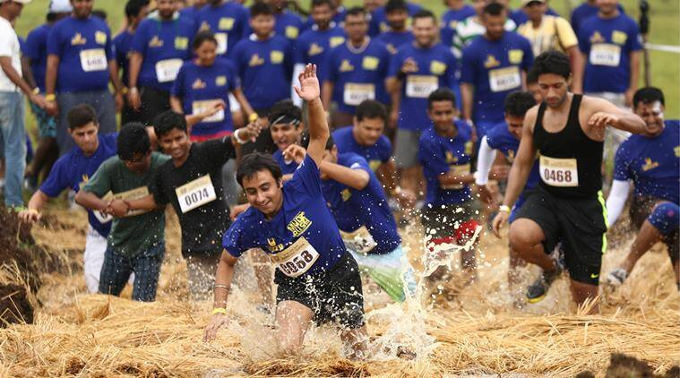 The Mud Rush is going to challenge you at every step.
