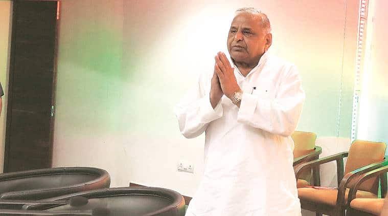 Mulayam Singh Yadav, Samajwadi Party, SP MLC, Ashok Bajpai