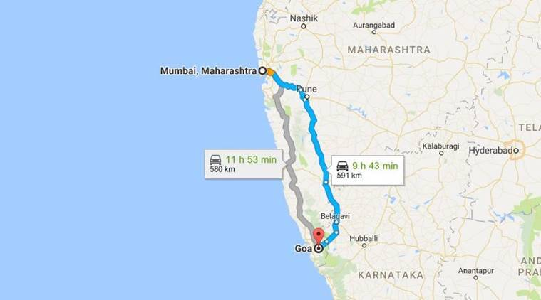 mumbai goa, mumbai goa highway, mumbai goa by road, mumbai goa expressway, mumbai goa route, mumbai goa road, mumbai to goa travel, india news