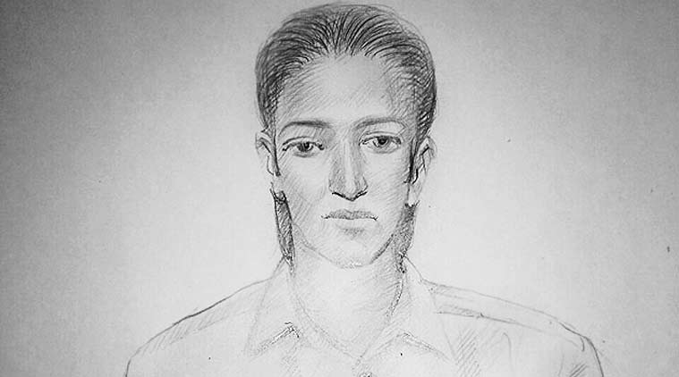 The Navi Mumbai police released a sketch of one of the 'suspicious men'