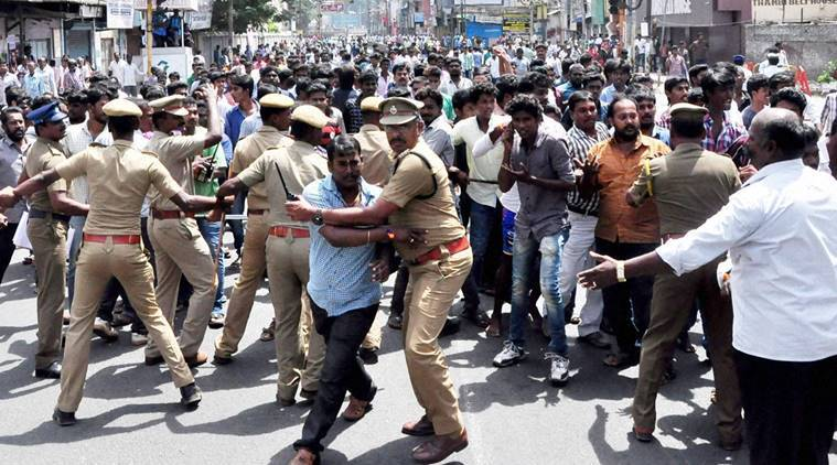Coimbatore, coimbatore violence, hindu munnani murder, sasikumar murder, CB CID probe, murder probe, communal tension, communal tension tamil nadu, communal tension, Hindu Munnani hacked to death, Hindu munnani, hindu muslim riots, bandh coimbatore, death, communal crimes, India news, indian express news