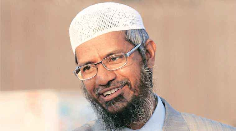 zakir naik, zakir naik arrest, irf, irf ban, irf online ban, islamic preacher, peace tv, zakir naik speech, maharashtra police, indian express news, india news, mumbai, mumbai news