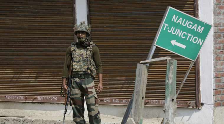 Kashmir encounter, Kashmir youth killed, youth killed by stray bullet, Kashmir security forces, Anantnag encounter, Kashmir news, india news, latest news, indian express