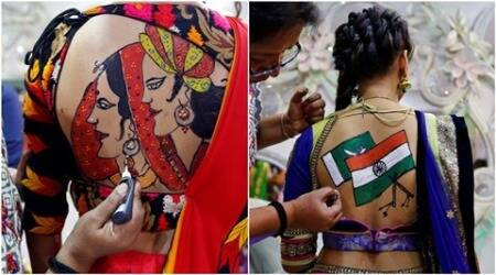 Navratri 2016: It's a riot of colours as India gets into a festive mood