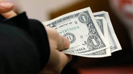 FOREX-Dollar edges higher as investors await US Federal Reserve policymeet
