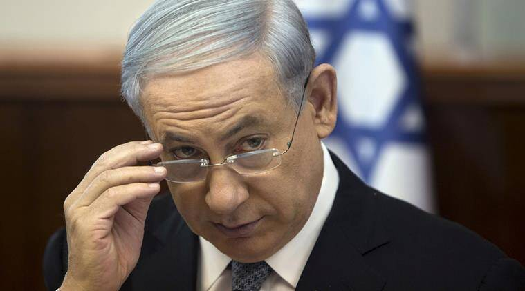 benjamin netanyahu, israel benjamin netanyahu, netanyahu laundry bills, netanyahu objects to showing laundry bills, netanyahu israel, israel news, world news, indian express