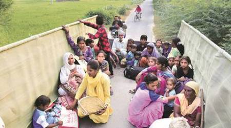 After surgical strikes, fear, panic in border villages in Punjab: Villagers leave home and house behind