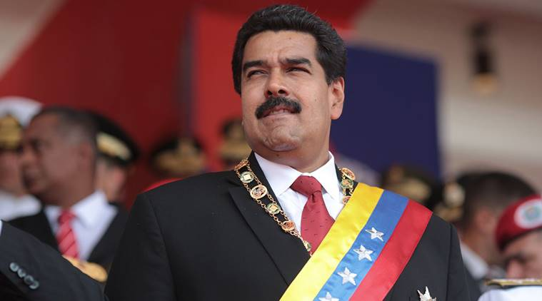 venezuela, venezuela politics, nicolas maduro, maduro referendum, venezuela referendum, venezuela news, world news, indian express news